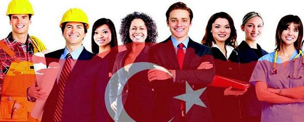 کار در شرکت های مهندسی ترکیه
