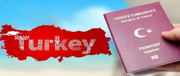 شرایط اخذ پاسپورت ترکیه
